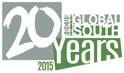 20 Years of Focus on the Global South