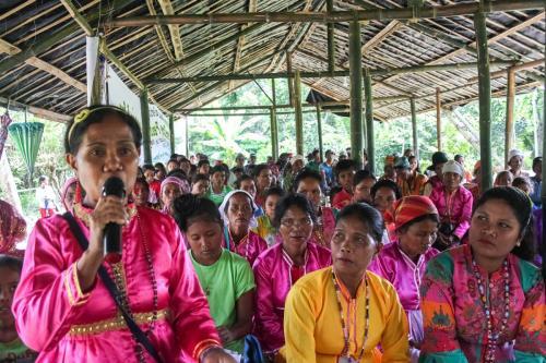 Lambangian Ancestral Domain, South Upi, Maguindanao, Philippines, 2017
