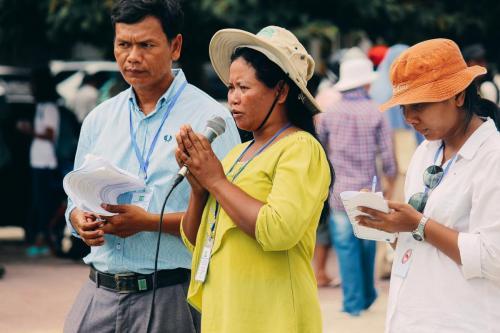 Phnom Penh, Cambodia, 2015