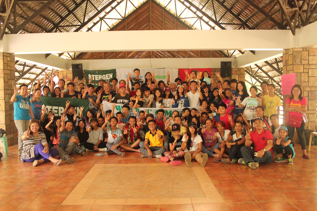 Summer Environmental Youth Camp 2016: Making the Youth's Voice
