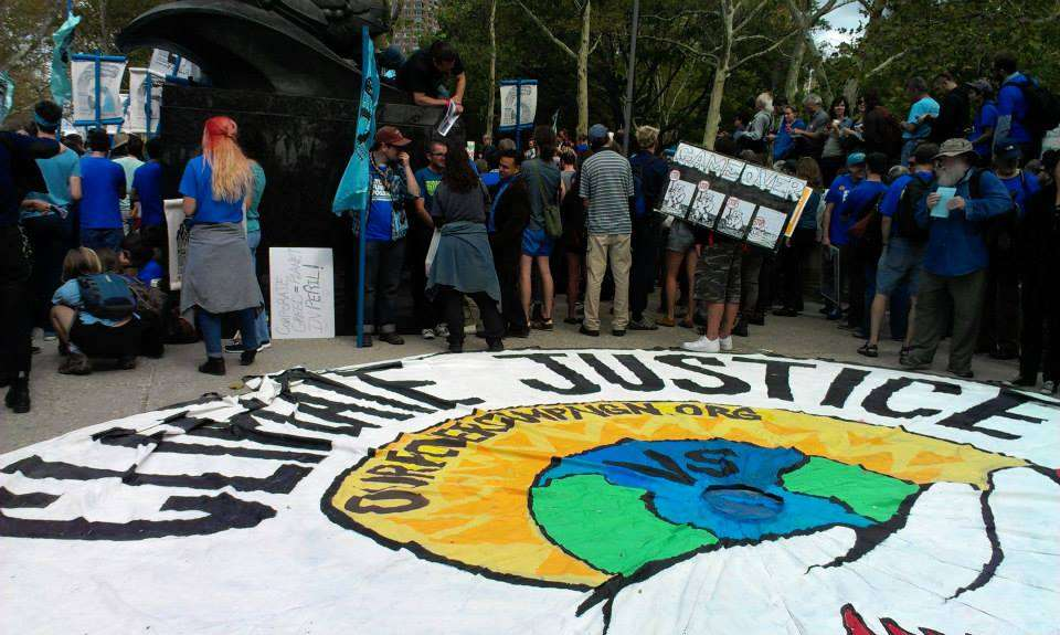 Climate Justice Alliance Statement to World Leaders at UN Climate Summit