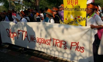 Reasons of the Civil Society's Campaign Kick-off to Scrutinize the Thailand-EU FTA Negotiation