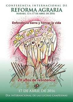 International Conference of Agrarian Reform: MarabáDeclaration