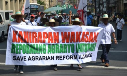 Farmers to PNoy: Make Land Reform a Development Priority
