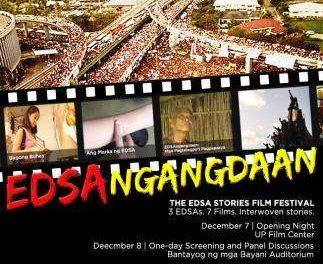 EDSAngangdaan: The EDSA Film Festival