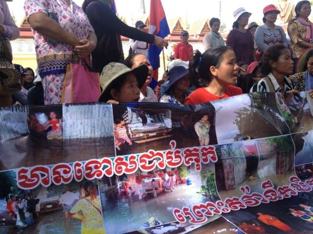 Cambodian Villagers Demand Action on Land Conflict vs KDC Company