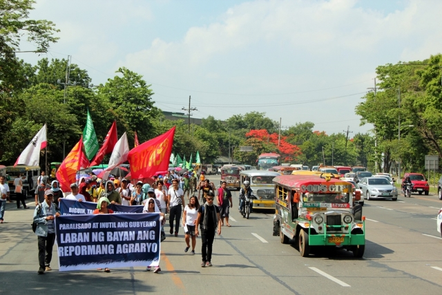 Philippine Farmers, Activists Vow to Intensify Own Agrarian Reform Initiatives vs Govt Failure and Land Grabbing