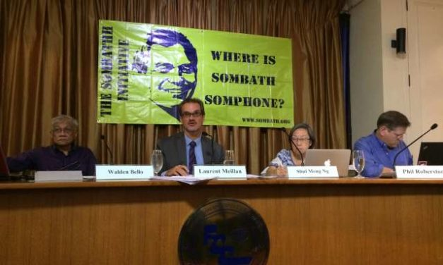 Tackle Human Rights Abuses in Laos: ASEAN Meeting Should Highlight Disappeared Leader Sombath Somphone, Denial of Liberties