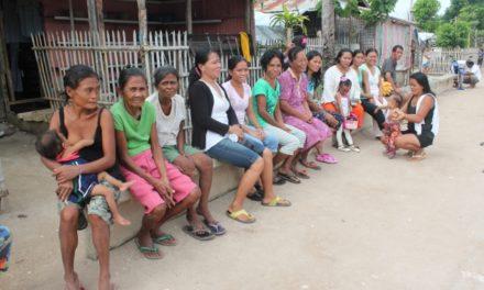 Rebuilding Lives: The Women of Isla de Gigantes, Philippines