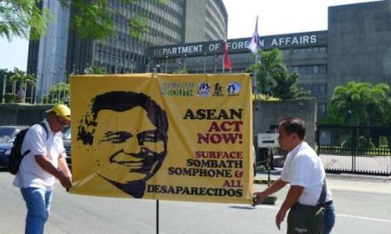Laos: Five Months On, Demand for Accountability and Action in Sombath Somphone's Disappearance Intensifies