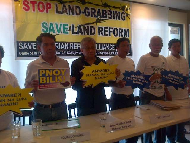 "Agrarian Reform ""Deadline"": Not a Legal but Political Problem— SARA, Solons"