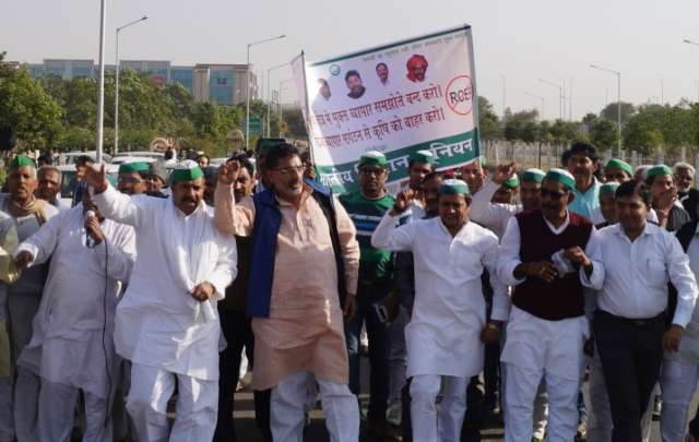 Farmers and Trade Unions in India Protest RCEP Mega-Free Trade Agreement