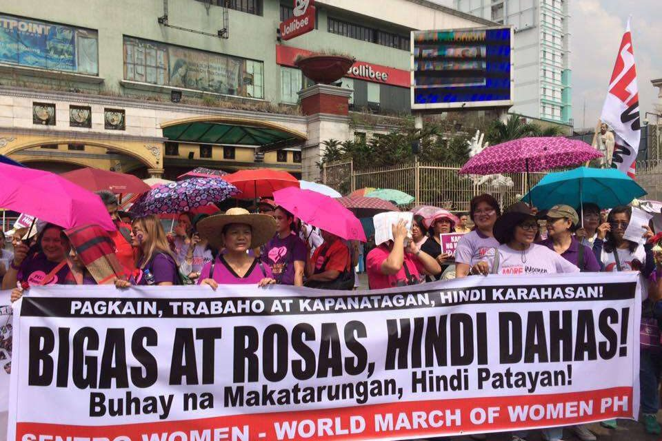 Why March 8, 2017 was Extra Significant for Philippine Women
