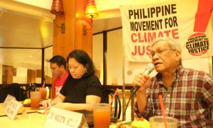 Paris Outcome: An unjust deal for the Filipino People