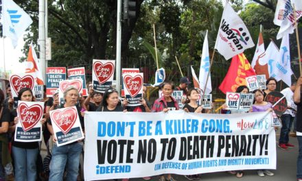Human Rights Activists Say No to Re-imposition of Death Penalty & Call for Restorative Justice
