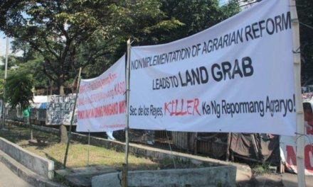 Stop Land Grabbing in the Philippines! A Statement by La Via Campesina