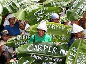 Waterloo for agrarian reform?