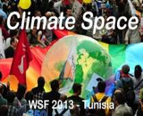 Open call to join the Climate Space at the World Social Forum in Tunisia