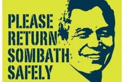 Where is Sombath Somphone?