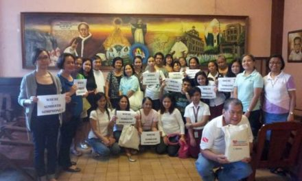 Religious Groups in Philippines Hold Mass for Asia's Disappeared