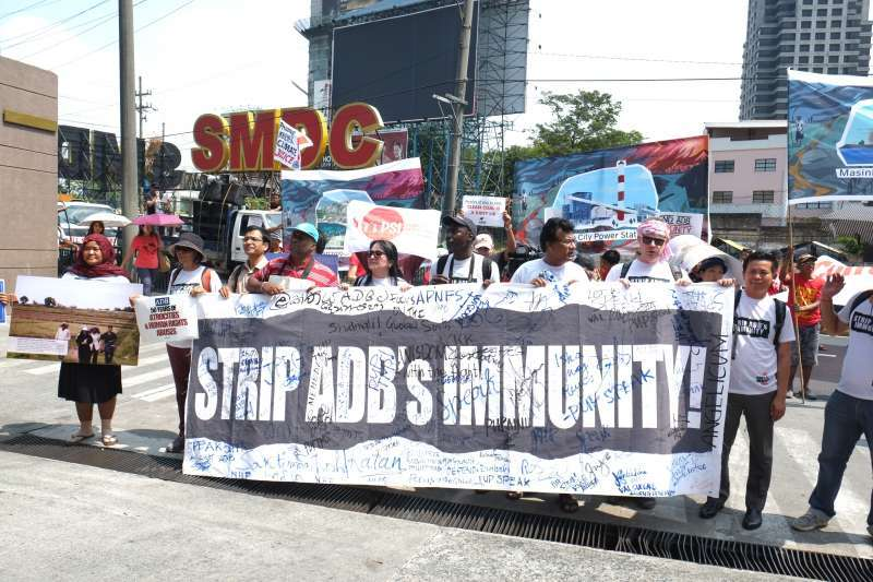 Groups Demand an End to ADB Immunity - Focus on the Global South