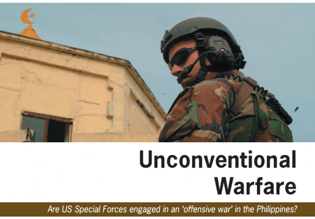 A dark cloud on the anniversary of the bases' rejection: WikiLeaks Confirms Focus on the Global South Report on US Military Involvement in Combat