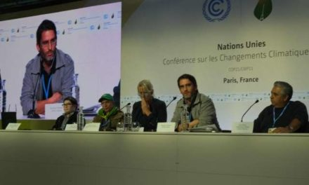 Press Statement: Social movements united in defiance of false solutions being negotiated at Paris COP