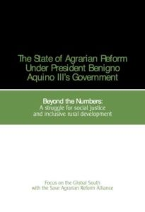The State of Agrarian Reform Under President Benigno Aquino