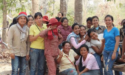 In Photos: International Women's Day, Cambodia