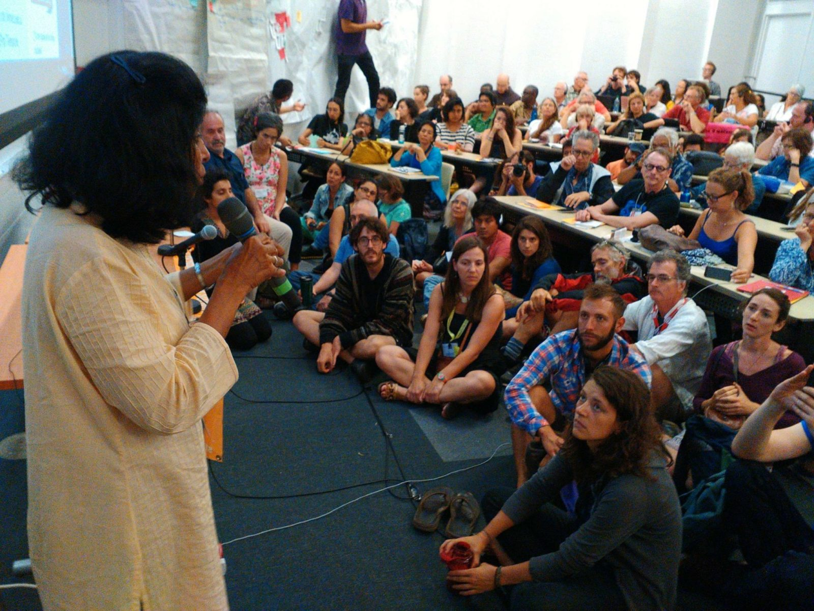 Focus on the Global South at the 2016 World Social Forum