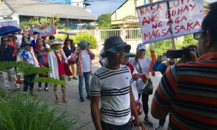 Press Release: Farmers Marching for Agrarian Reform and Justice Blocked by Police