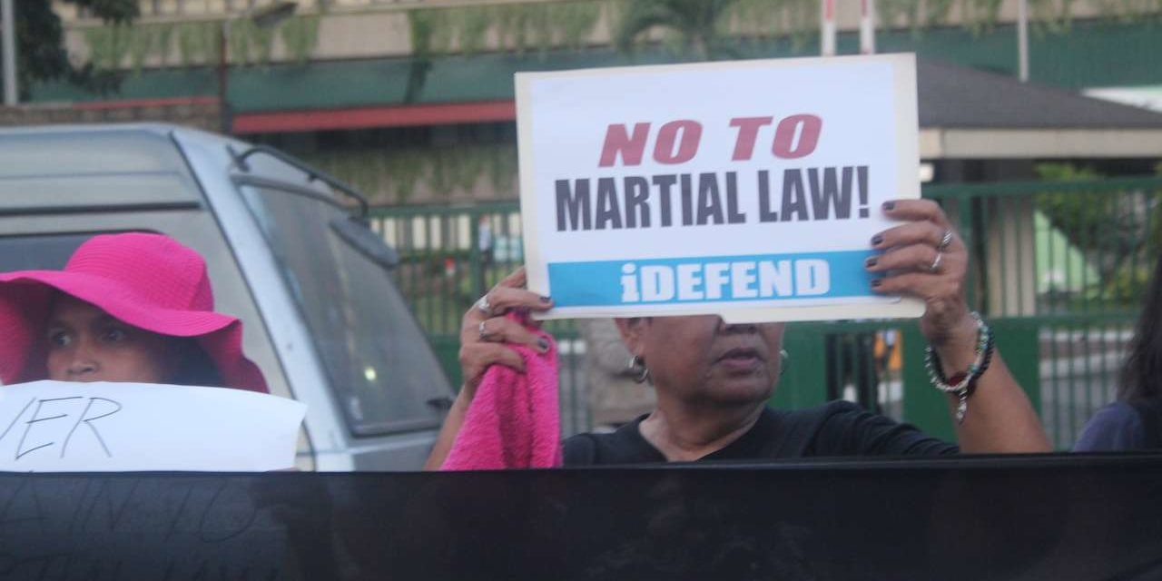 Martial Law Then and Now; Collective Memory-Making as Urgent Task*