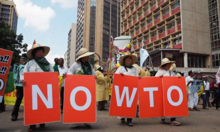 Four Challenges To Global Trade Activists