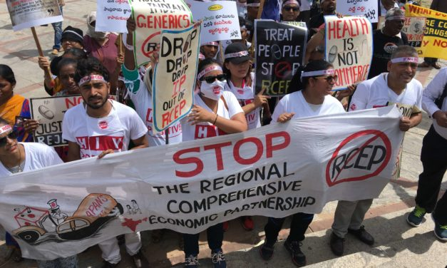 People's Groups Demand a Halt to RCEP Talks