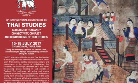 Statement by participants at the 13th International Conference on Thai Studies on the Summons and accusations against fellow participants