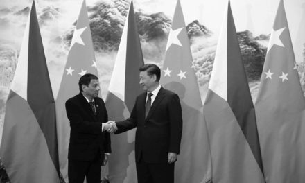 Duterte's In(depend)ent  Foreign Policy