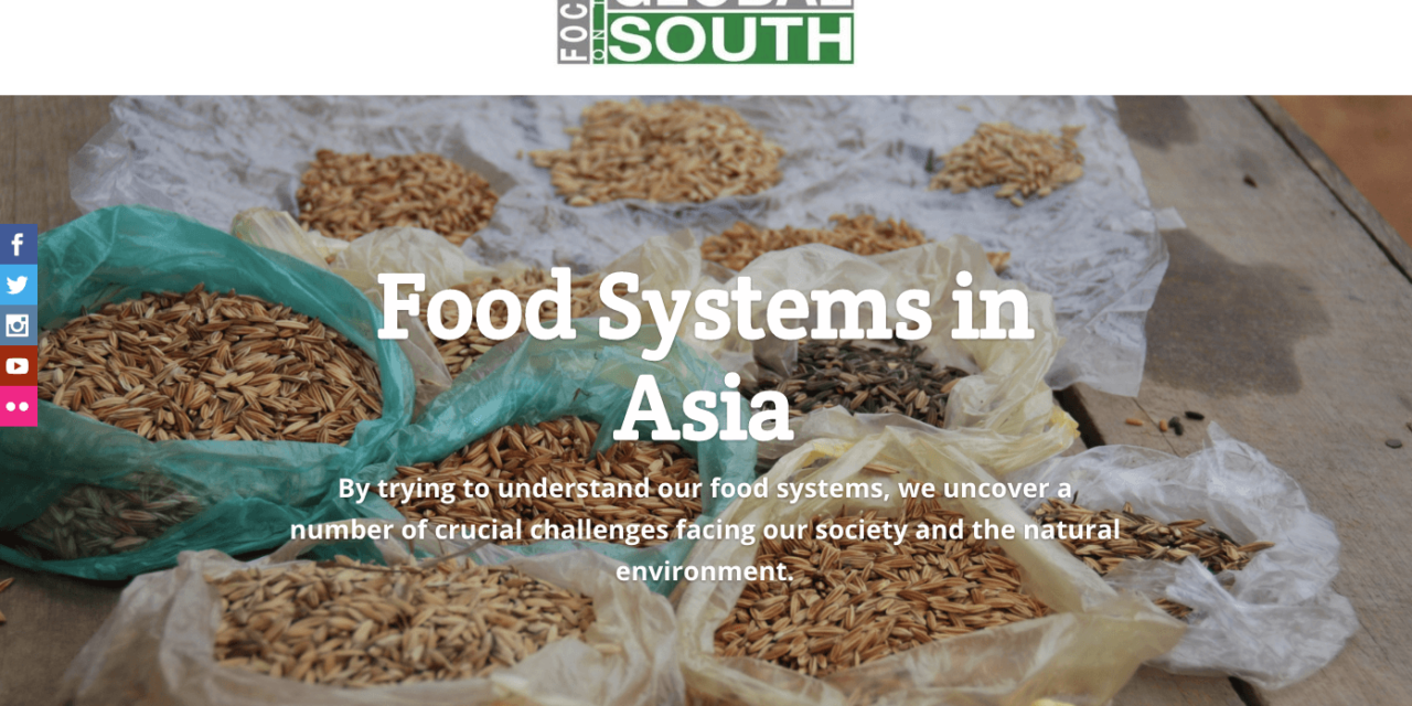 A Tribute to Local Food Systems