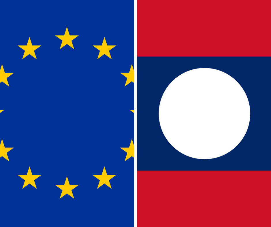 EU-Lao 2018 Human Rights Dialogue