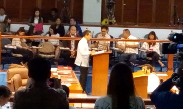 Senators support IP rights for an inclusive BBL (Bangsamoro Basic Law)