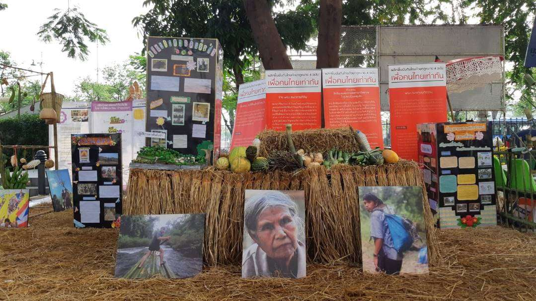 Toward land justice : Thai farmers' struggles to defend their land and life