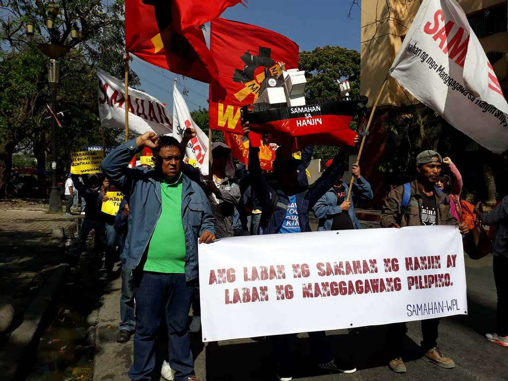 47814251a Groups demand return to work of locked-out shipyard workers - Focus ...