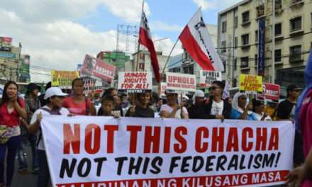 Why we should not dance to Duterte and Arroyo's Cha-Cha:  Unpacking the neoliberal and authoritarian agenda behind federalism