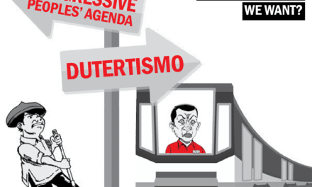 Is Duterte's promised change still the change we want?