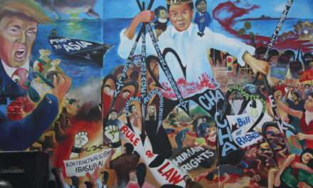 Is Duterte Invincible?