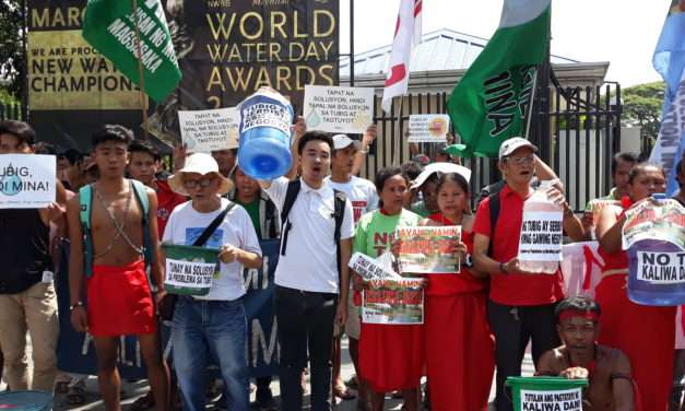 In Hot Water: Notes on Metro Manila's Water Woes