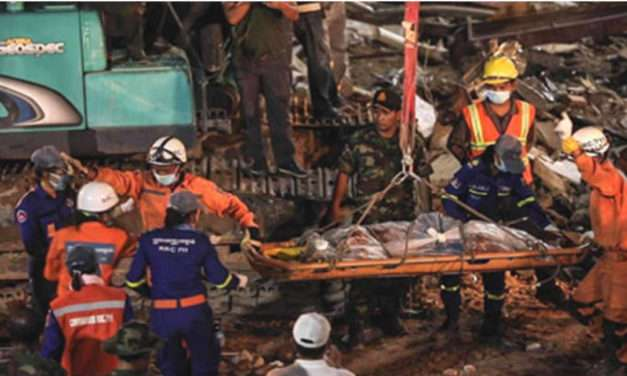 [Cambodia] Occupational Health and Safety for Construction Workers and Safe Building Standards Must Be Guaranteed