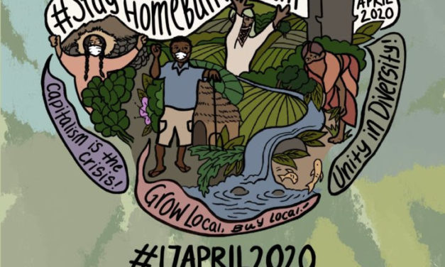 Till, sow and harvest transformative ideas for the future! Now is the moment to demand food sovereignty – #17April