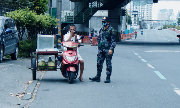Philippines: Informal Workers face brunt of COVID-19 Lockdown
