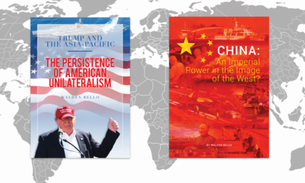 """The """"New Cold War"""" between the United States and China"""
