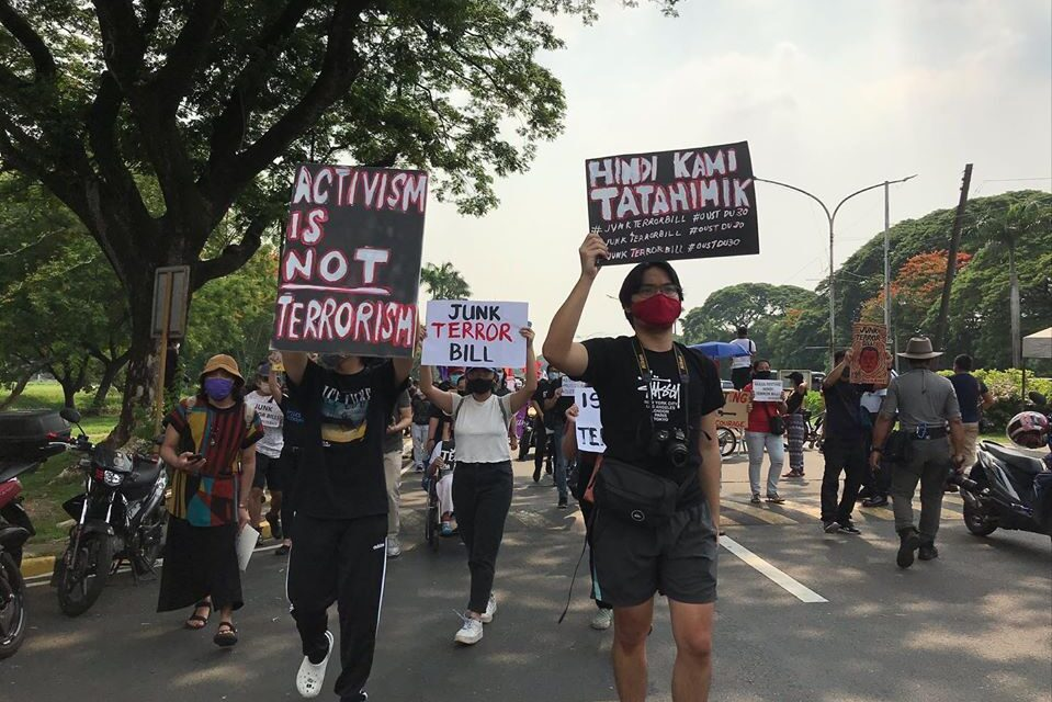 FROM LOCKDOWN TO CRACKDOWN: Focus on the Global South Statement on the Anti-Terror Bill in the Philippines